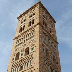 torre mudéjar de Teruel Patrimonio de la unesco