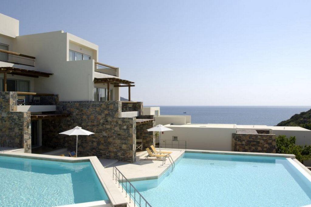 Verano En Creta Hotel De Lujo 4 A Pie De Playa Por 15
