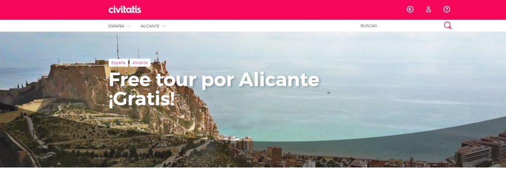 TOUR GRATIS EN ALICANTE