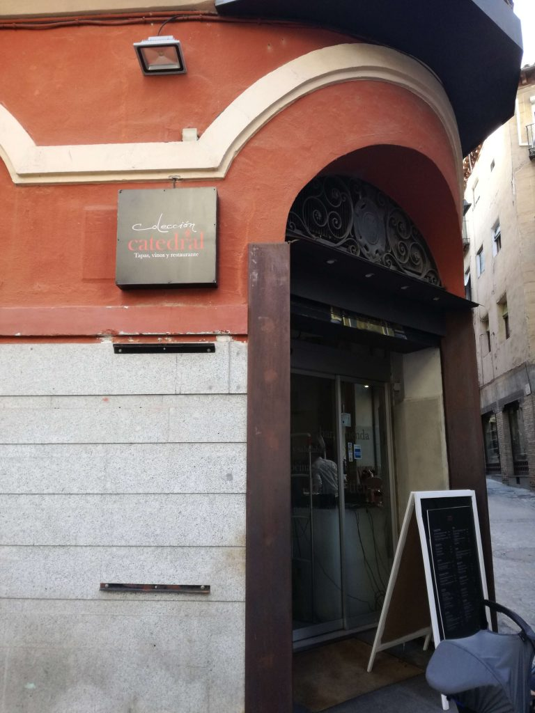 Restaurante Colección Catedral Toledo