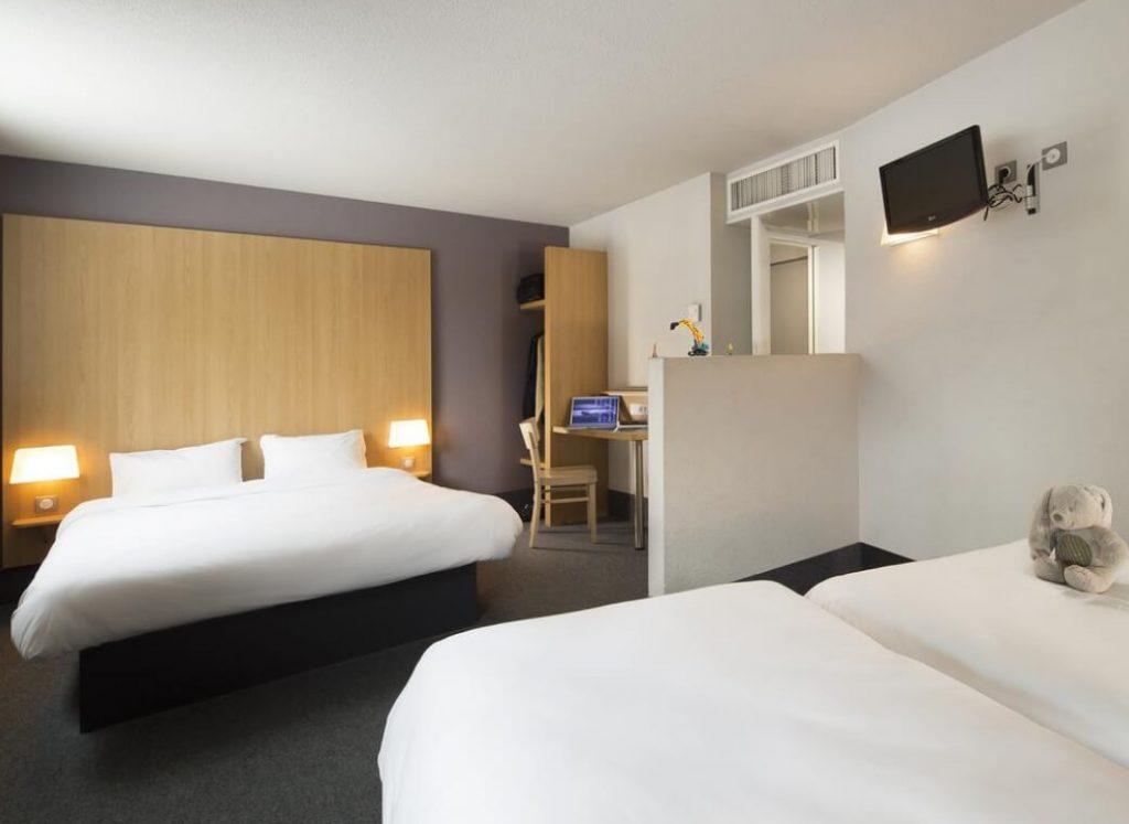 hotel barato en Disney París