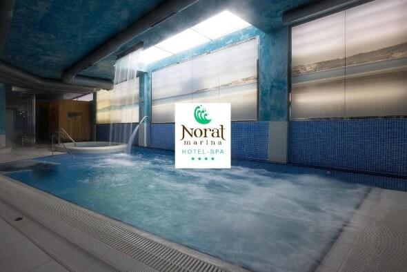 Semana Santa Isla de la Toja: Hotel Spa 4* por 26 Euros