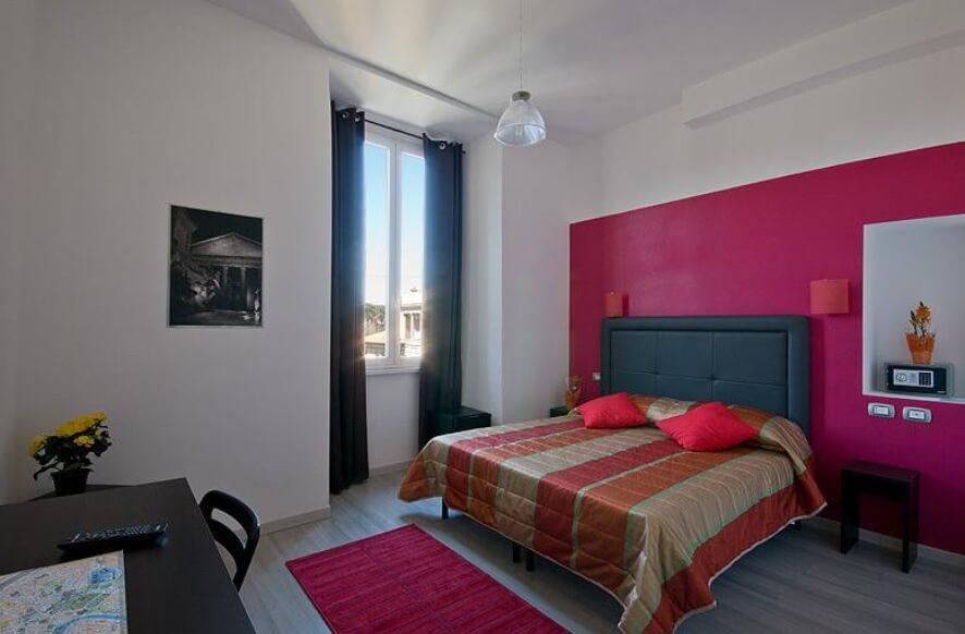 hotel barato en Roma en Semana Santa