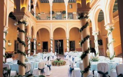 hotel de lujo barato Sevilla
