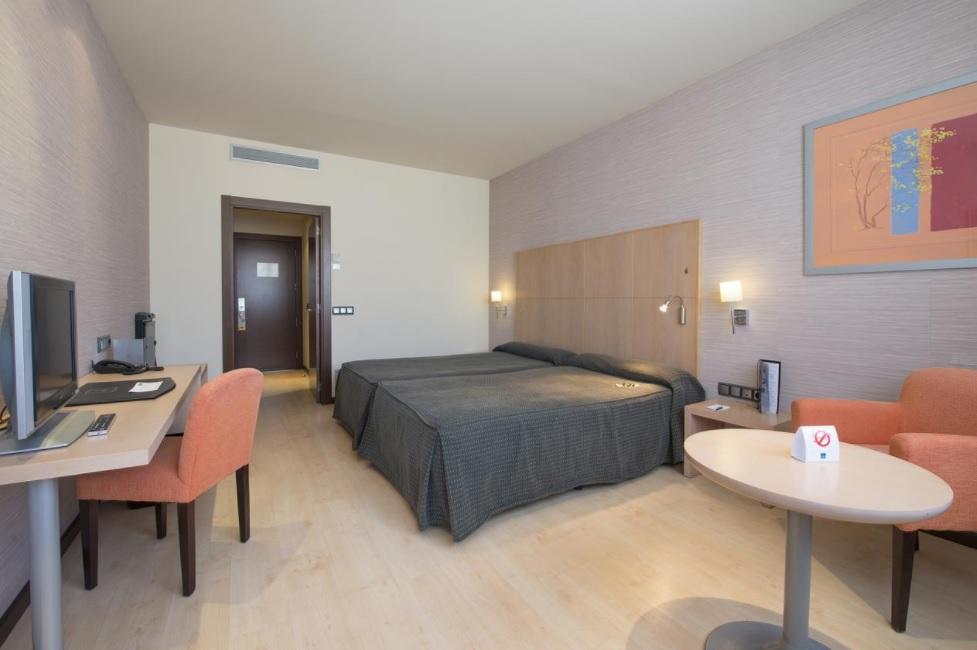 FIN DE SEMANA Y VERANO HUESCA: HOTEL 4* CON DESAYUNO 6 EUROS