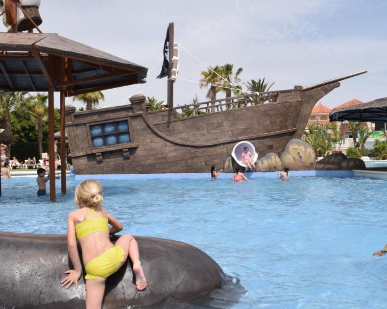 Vacaciones con niños en Alicante verano: Resort 5* por 11 Euros