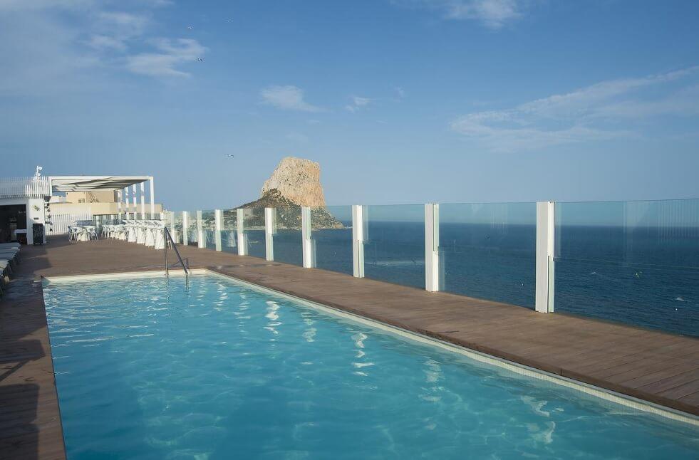 CALPE: HOTEL 4* FRENTE AL MAR CON DESAYUNO SÓLO 20 EUROS