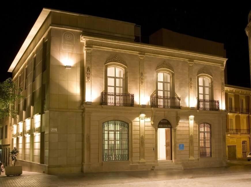 CHOLLO ÚLTIMA HORA ALMERÍA: HOTEL PALACIO 4* POR 22 EUROS