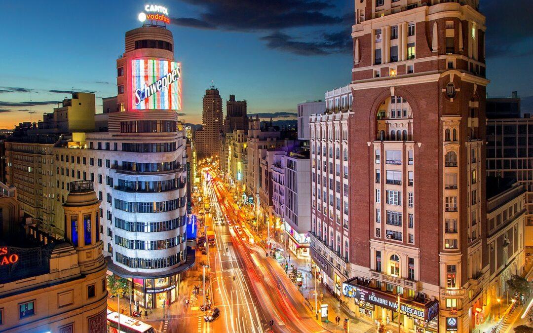 TOUR BENÉFICO POR MADRID EN EL DÍA INTERNACIONAL DE LA MUJER