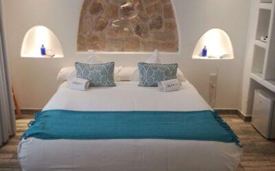 habitación Santorini Hotel Ábaco