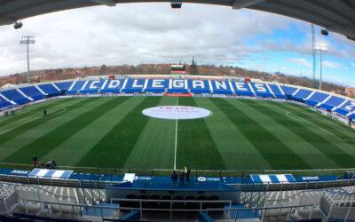 Estadio del Leganés