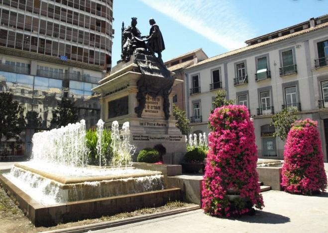 Plaza de los Reyes Católicos