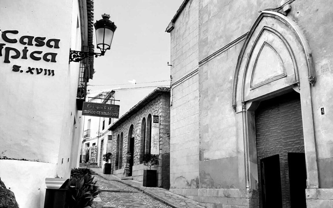 GUADALEST: UN PUEBLO DE PELÍCULA Y UNA HISTORIA DE AMOR