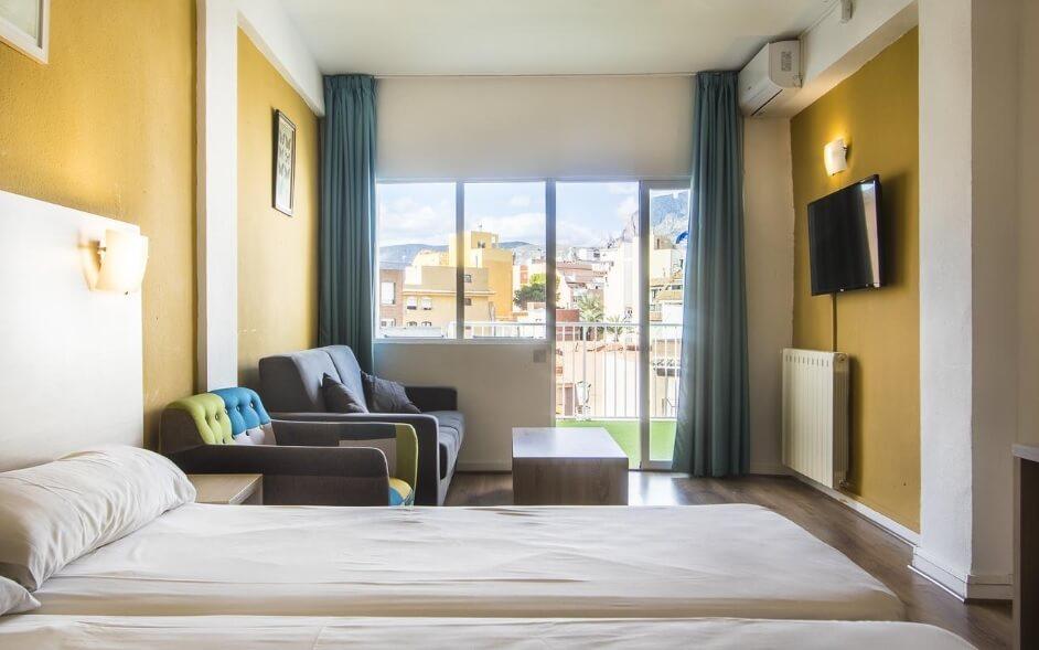 HOTEL OLIMPIA BENIDORM